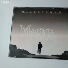 CDs de Música: MAGNA CARTA - MILESTONES - 2 CD´S. Lote 200599602