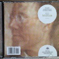 CDs de Música: CD GRANDES COMPOSITORES DE LA MÚSICA CLÁSICA - MAHLER - ROYAL PHILARMONIC ORCHESTRA. Lote 200600727