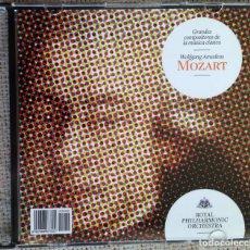 CDs de Música: CD GRANDES COMPOSITORES DE LA MÚSICA CLÁSICA - MOZART - ROYAL PHILARMONIC ORCHESTRA. Lote 200600942