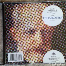 CDs de Música: CD GRANDES COMPOSITORES DE LA MÚSICA CLÁSICA - TCHAIKOVSKY - ROYAL PHILARMONIC ORCHESTRA. Lote 200601083