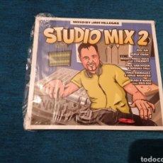 CDs de Música: CD STUDIO MIX 2 MIXED BY JAVI VILLEGAS. Lote 200635746