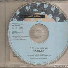 CDs de Musique: T.A.F.K.A.P. (PRINCE) - DINNER WITH DELORES (CDSINGLE CAJA PROMO, WARNER BROS 1996). Lote 200751858
