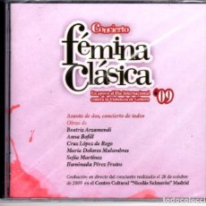 CDs de Música: FÉMINA CLÁSICA - VARIOS DIRECTOS. Lote 264522704