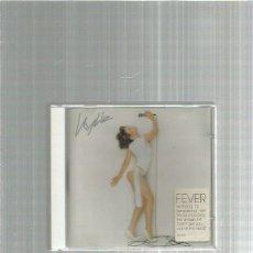 CD de Música: KYLIE FEVER. Lote 200800817