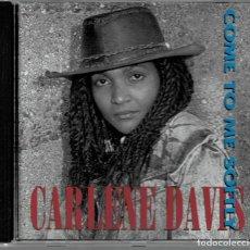 CDs de Música: CARLENE DAVIS - COME TO ME SOFTLY / CD DE 1998 RF-5520 . Lote 200808508