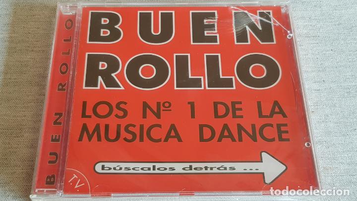 BUEN ROLLO / LOS Nº 1 DE LA MÚSICA DANCE / CD - BOY / 16 TEMAS / PRECINTADO (Música - CD's Disco y Dance)
