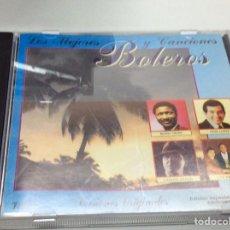 CDs de Música: LOS MEJORES BOLEROS Y CANCIONES. Lote 200871915