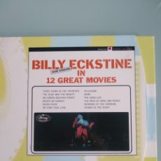CDs de Música: BILLY ECKSTINE ‎– NOW SINGING IN 12 GREAT MOVIES (MERCURY, US, 2002). Lote 200895491