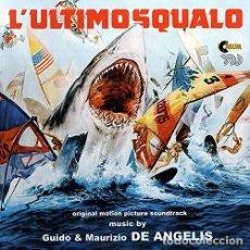CD de Música: GUIDO & MAURIZIO DE ANGELIS - L'ULTIMO SQUALO - (CD NUEVO). Lote 200909465