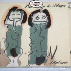 CD de Música: PAULINE EN LA PLAYA, SILABARIO, CD 2006, SUBTERFUGE RECORDS, INDIE POP. Lote 201144700