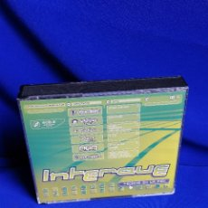 CDs de Música: CD INTERAVE- DISCOTECAS CHOCOLATE-DIGITAL-COLISEUM-KAOS-NON-BACHATTA. Lote 201171068