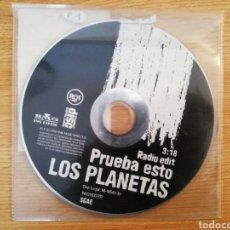 CDs de Música: LOS PLANETAS. RADIO EDIT. RCA ?– 74321672712, BMG ESPAÑA. SINGLE PROMO, SPAIN 1999.. Lote 201189328
