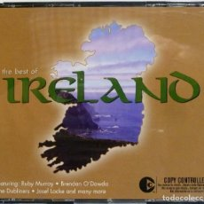 CDs de Música: THE BEST OF IRELAND (3 CDS) - VARIOS INTERPRETES. Lote 201193377