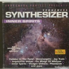 CDs de Música: SYNTHESIZER, INNER SPIRITS - E. STARINK. Lote 201193413