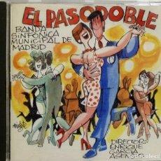 CDs de Música: BANDA SINFONICA MUNICIPAL DE MADRID - VARIOS. Lote 201193445