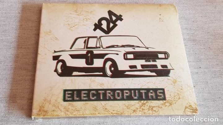 ELECTROPUTAS. 124. DIGIPACK-CD / XX RECORDS - 2008. 10 TEMAS / PRECINTADO. (Música - CD's Otros Estilos)