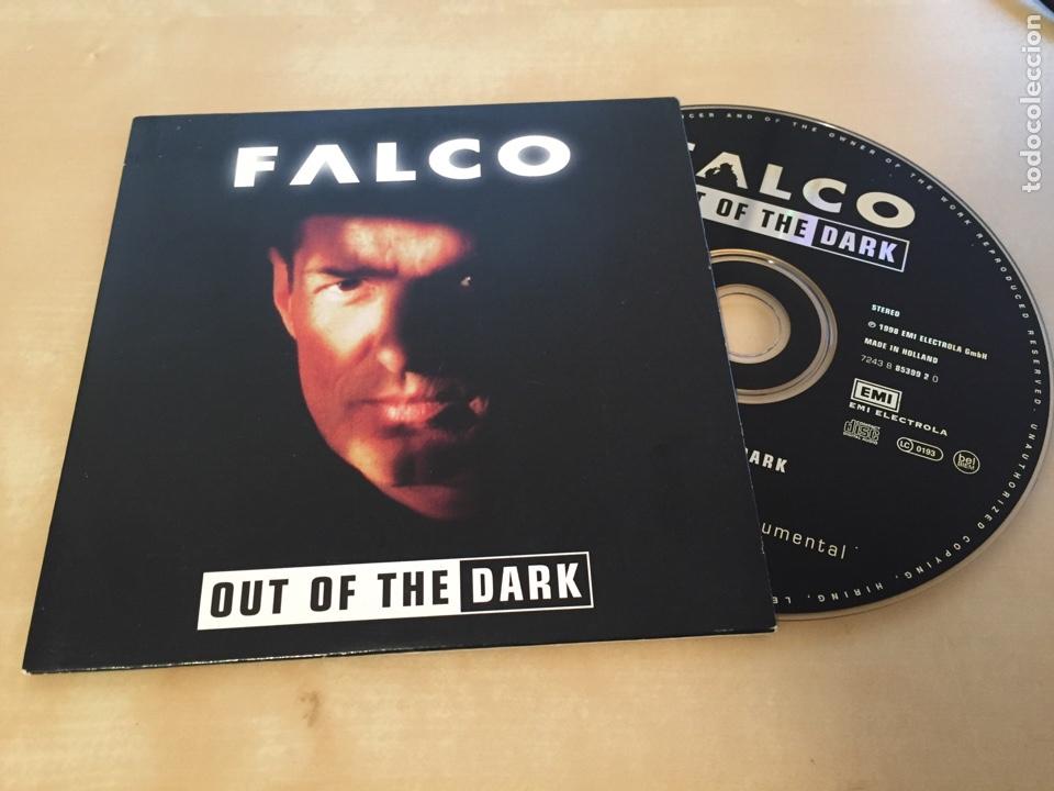 FALCO - OUT OF THE DARK - CD SINGLE (Música - CD's Techno)