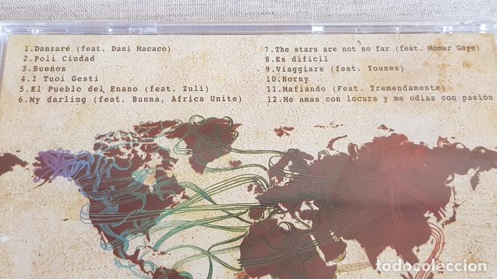 CDs de Música: BLIND REVERENDO. VOCES. REGGAE-FLAMENCO-RUMBA. CD / 2012. 12 TEMAS / PRECINTADO. - Foto 2 - 201244941
