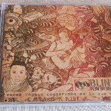 CDs de Música: BLIND REVERENDO. VOCES. REGGAE-FLAMENCO-RUMBA. CD / 2012. 12 TEMAS / PRECINTADO.. Lote 201244941