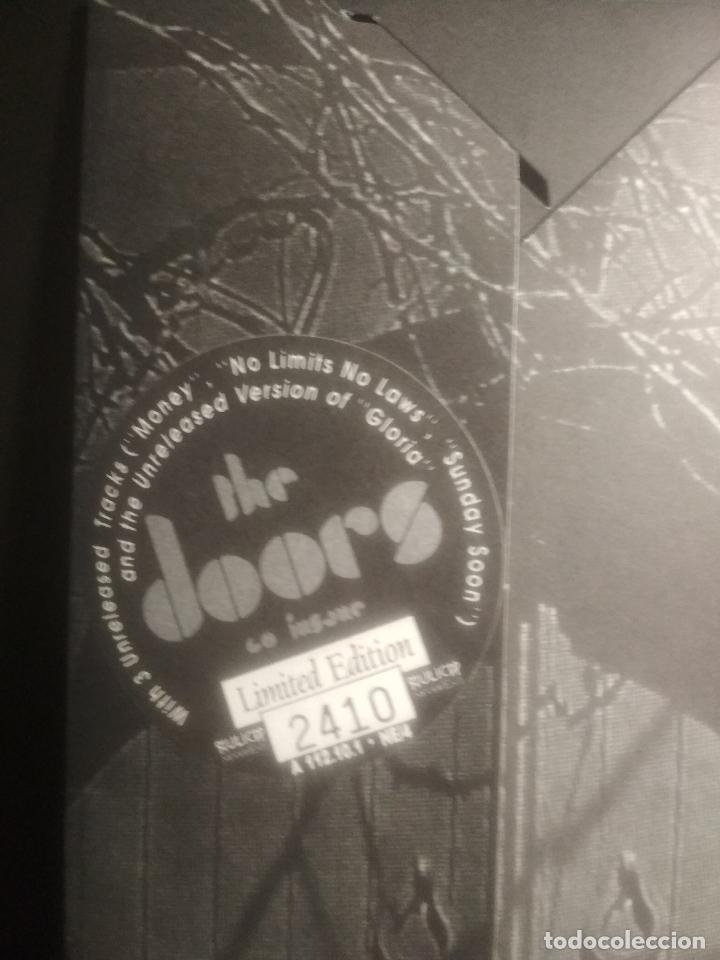 CDs de Música: THE DOORS GO INSANE - VOL 1 & 2. CD/SPCIAL ITALIA 1991 PEPETO TOP - Foto 3 - 201261363