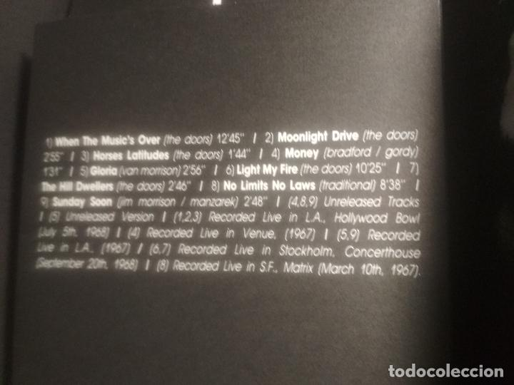 CDs de Música: THE DOORS GO INSANE - VOL 1 & 2. CD/SPCIAL ITALIA 1991 PEPETO TOP - Foto 4 - 201261363