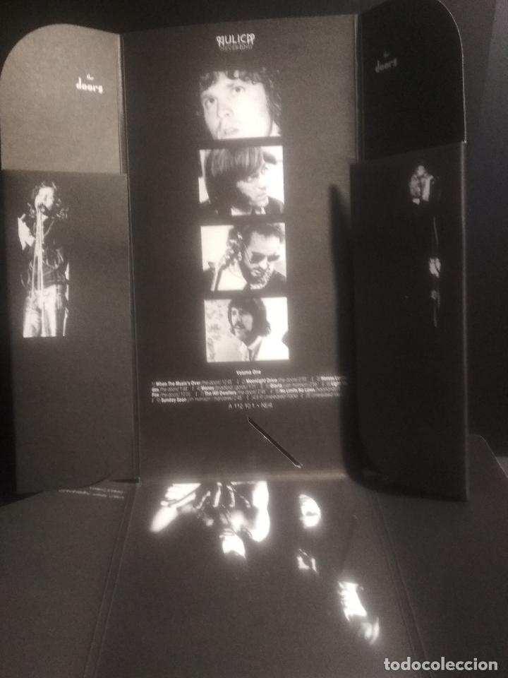 CDs de Música: THE DOORS GO INSANE - VOL 1 & 2. CD/SPCIAL ITALIA 1991 PEPETO TOP - Foto 11 - 201261363