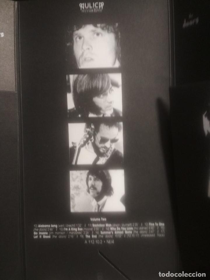 CDs de Música: THE DOORS GO INSANE - VOL 1 & 2. CD/SPCIAL ITALIA 1991 PEPETO TOP - Foto 14 - 201261363