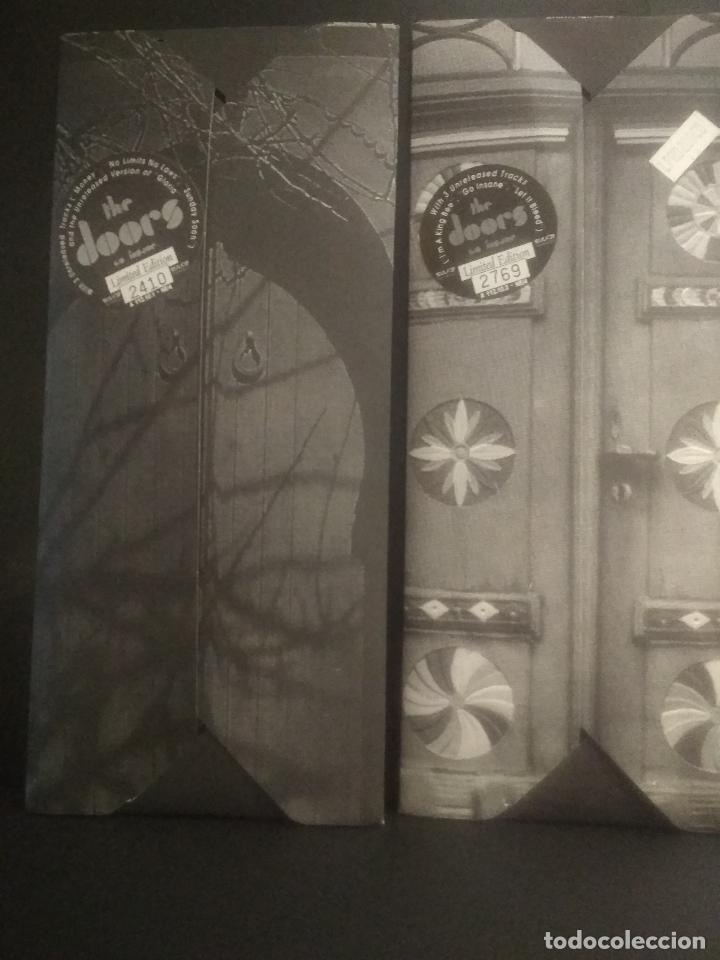 THE DOORS GO INSANE - VOL 1 & 2. CD/SPCIAL ITALIA 1991 PEPETO TOP (Música - CD's Rock)