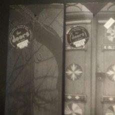 CDs de Música: THE DOORS GO INSANE - VOL 1 & 2. CD/SPCIAL ITALIA 1991 PEPETO TOP. Lote 201261363