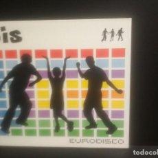 CDs de Música: BIS - EURODISCO 1998 (DIGIPACK) CD 3 TRACK 1998 UK PEPETO. Lote 201263681