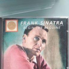CDs de Música: FRANK SINATRA - BEGIN THE BEGUINE. Lote 201281762