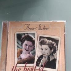 CDs de Música: ANNE SHELTON - THE BEST OF ANNE SHELTON (EMI). Lote 201282156