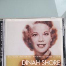 CDs de Música: DINAH SHORE – THE ESSENTIAL DINAH SHORE. Lote 201282676