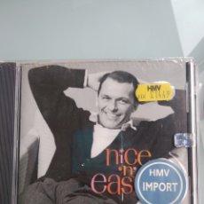 CDs de Música: FRANK SINATRA – NICE 'N' EASY (NUEVO.PRECINTADO). Lote 201282776