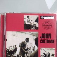 CDs de Música: JOHN COLTRANE – THE BETHLEHEM YEARS (DOBLE CD) RARO. Lote 201285230