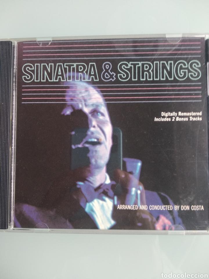 FRANK SINATRA – SINATRA & STRINGS (RARO DE REPRISE) (Música - CD's Melódica )