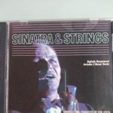 CDs de Música: FRANK SINATRA – SINATRA & STRINGS (RARO DE REPRISE). Lote 201285575
