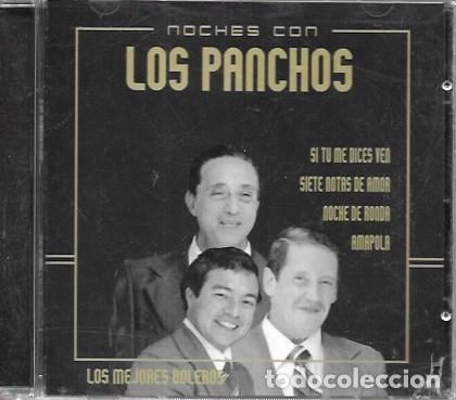 LOS PANCHOS. NOCHES CON LOS PANCHOS. NAIMARA (Música - CD's Latina)