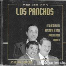 CDs de Música: LOS PANCHOS. NOCHES CON LOS PANCHOS. NAIMARA. Lote 201308897