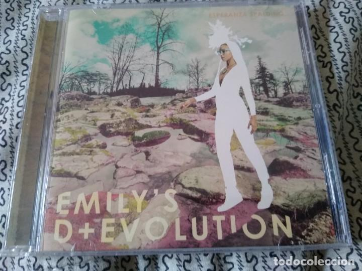 ESPERANZA SPALDING -CD EMILYS D+EVOLUTION-CD IMPORTADO (Música - CD's Jazz, Blues, Soul y Gospel)