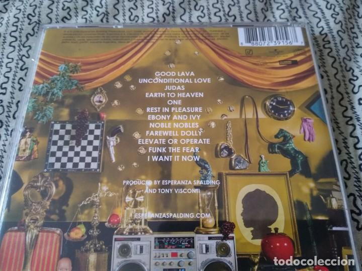 CDs de Música: ESPERANZA SPALDING -CD EMILYS D+EVOLUTION-CD IMPORTADO - Foto 2 - 201325105