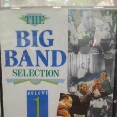 CDs de Música: CDS 4 BOX MÚSICA DE BIG BAND. Lote 201355068