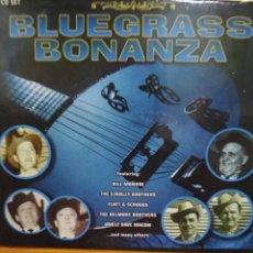 CDs de Música: CDS 4 BOX BLUE GRASS. Lote 201355341