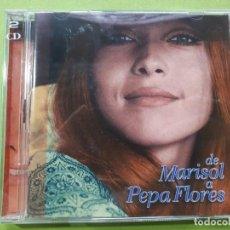 CDs de Música: DE MARISOL A PEPA FLORES - DOBLE CD - 1999 - COMPRA MÍNIMA 3 EUROS. Lote 201372208