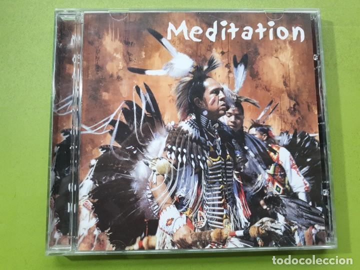 MEDITATION - MEDITACIÓN - COMPRA MÍNIMA 3 EUROS (Música - CD's World Music)