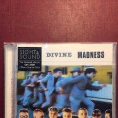 CD de Música: MADNESS/ DIVINE(CD+DVD).. Lote 201374716