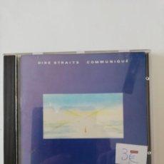 CD di Musica: CD DIRE STRAITS COMMUNIQUÉ. Lote 201490593