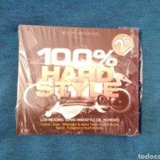 CDs de Música: LIQUIDACIÓN TOTAL 100% HARDSTYLE 2CD MIX BY ARZADOUS. Lote 201493908