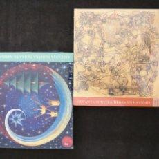 CDs de Música: ASÍ CANTA NUESTRA TIERRA EN NAVIDAD. 2 CD CADA UNO. PRESCINTADO. Lote 201525352