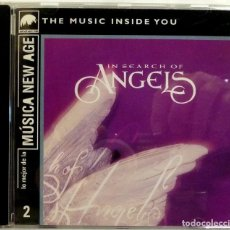 CDs de Música: IN SEARCH OF ANGELS - TIM STORY VARIOS. Lote 201523198